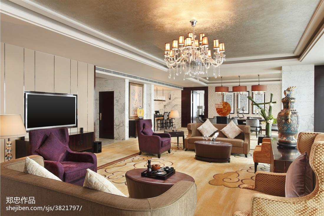 酒店套房设计