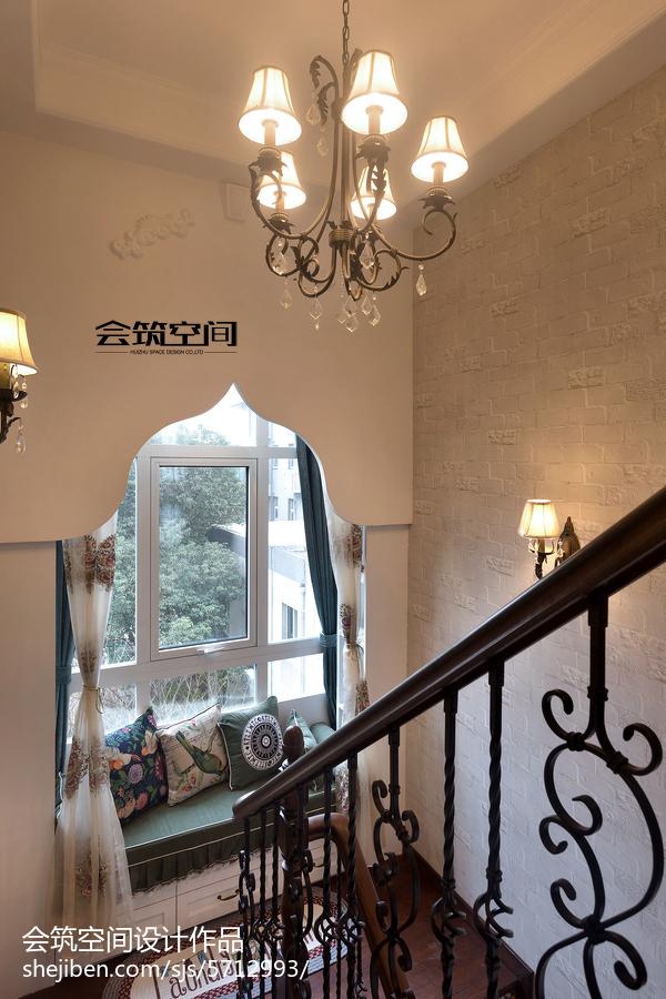 楼梯门窗设计