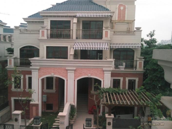 别墅门楼设计