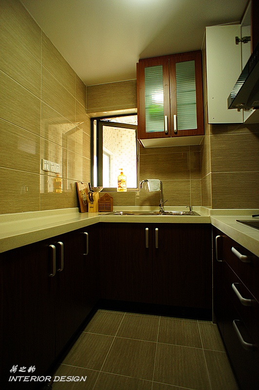 厨房壁柜设计