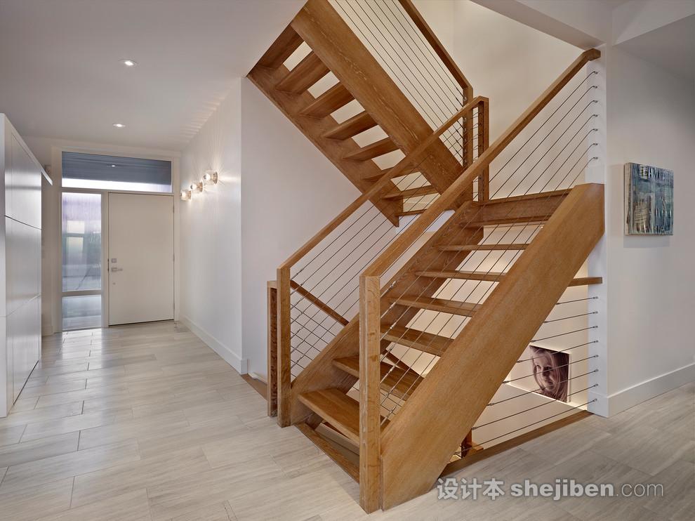 楼梯扶手设计
