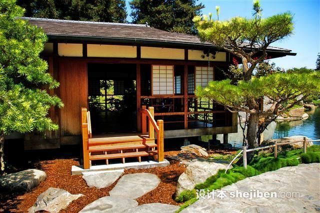 日式民居设计
