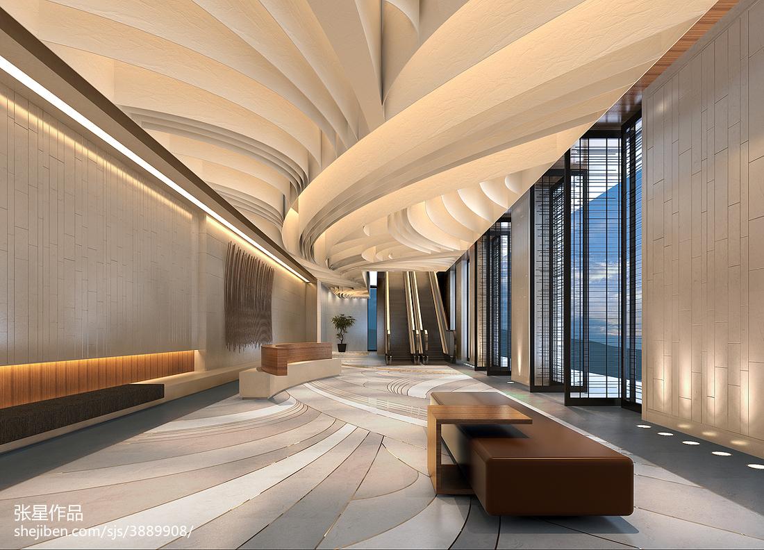 酒店服务台设计
