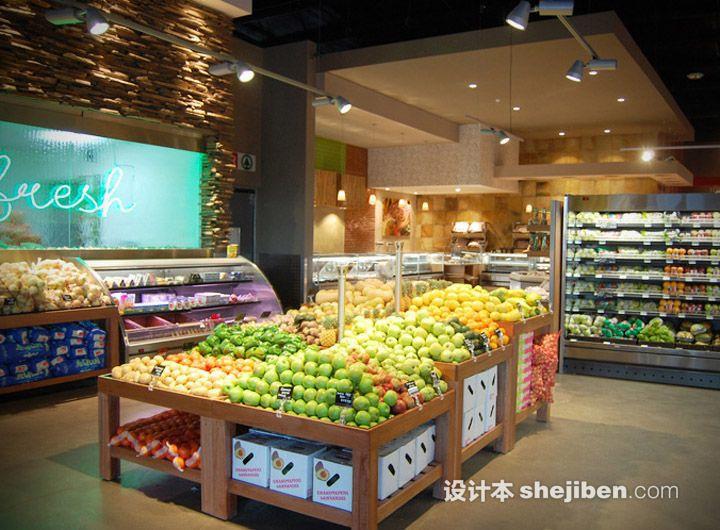蔬菜水果店装修