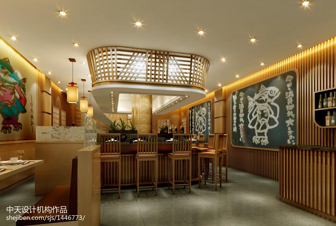 寿司料理店装修