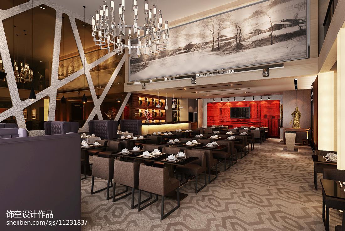 港式茶餐厅设计