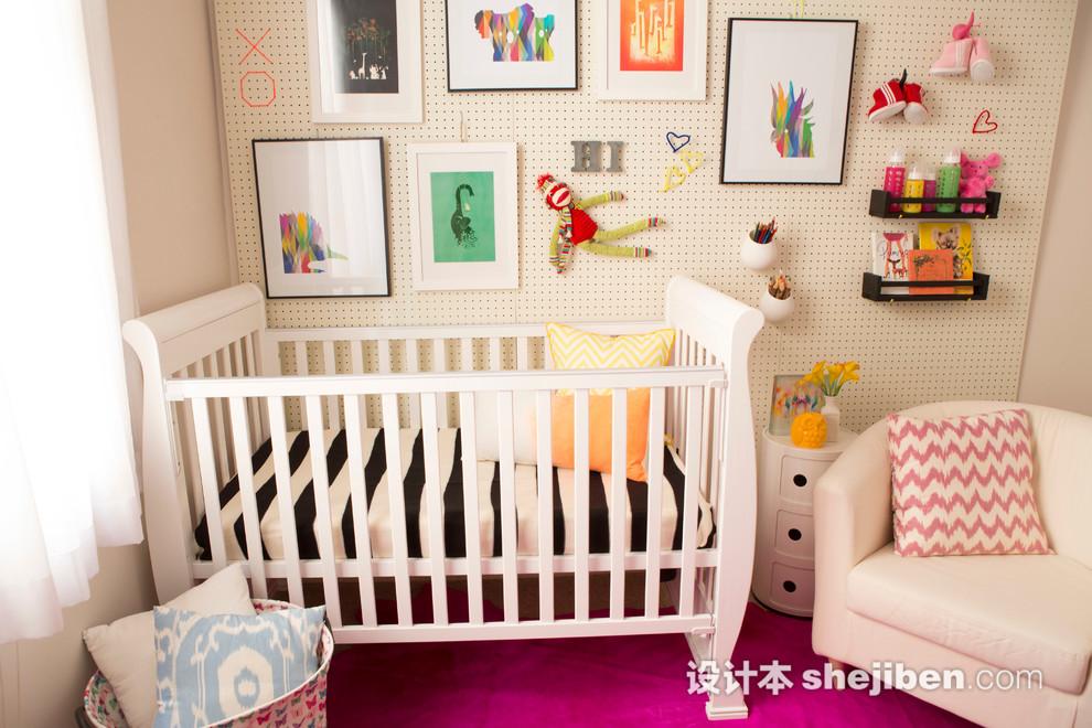 婴儿房装修