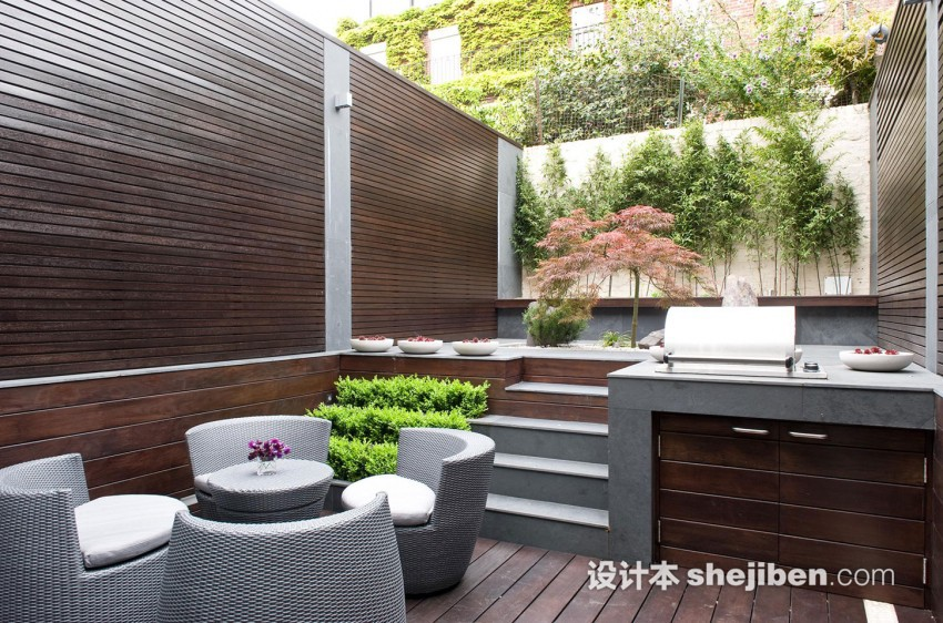 住宅区绿化设计