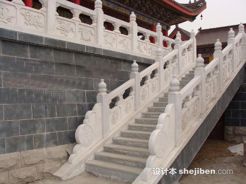 石材栏杆种类与应用