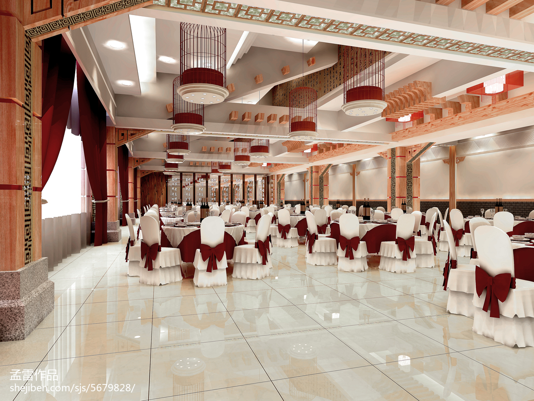 宴会厅设计