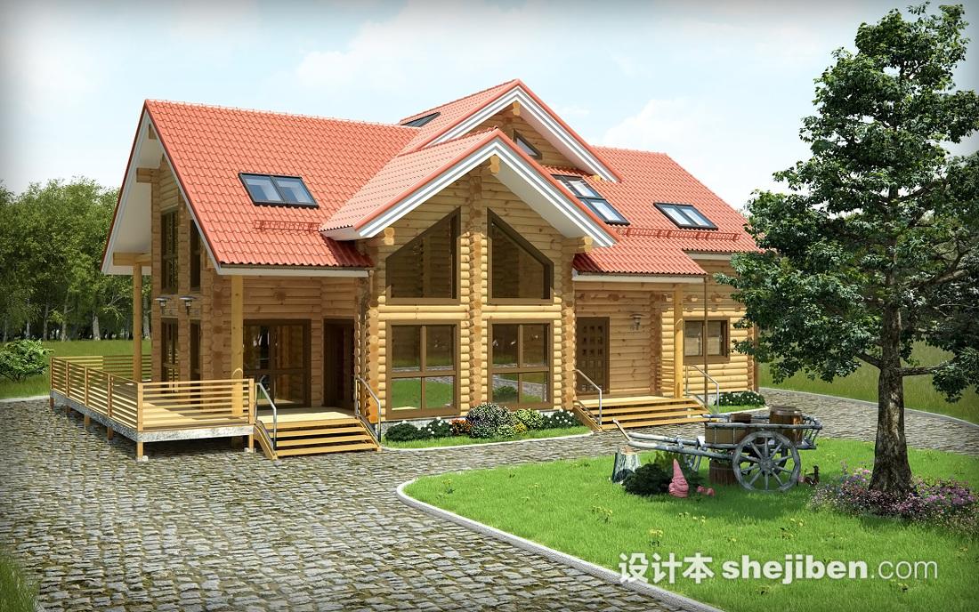 乡村小屋设计