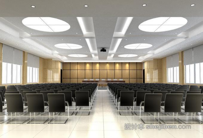 多功能厅设计