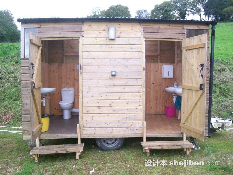 生态公厕设计