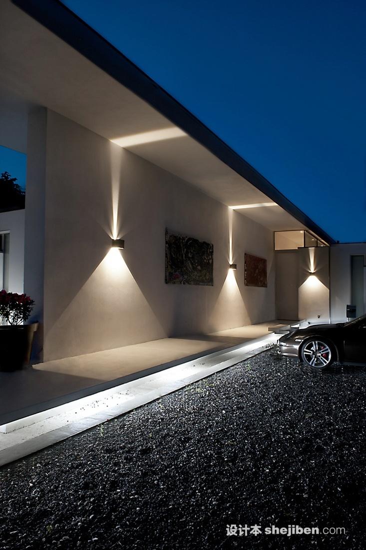 LED壁灯安装