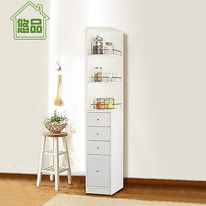 厨房立式橱柜 简易现代简约餐边柜 收纳柜储物柜餐柜 悠品家具
