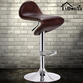 【预售】吧台椅 时尚吧椅 升降酒吧椅 高脚椅 复古吧凳