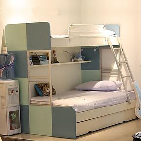 逸彩佳居 儿童双层床 上下床 母子床 高低床 三包到家 装修节