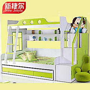 1.35米特价儿童双层床子母床 儿童床 上下床 高低床 组合床