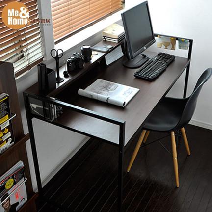 特价包邮宜家简易简约时尚 书架 书桌 组合写字台办公桌电脑桌子