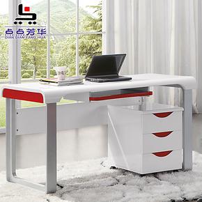 点点芳华 简约书桌家用电脑桌简易办公桌学生写字台时尚桌特价927