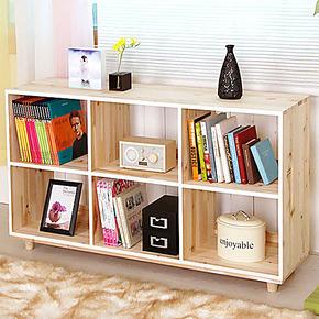 彭友特价包邮简约实木书柜自由组合书柜书橱 收纳柜 置物柜展示柜