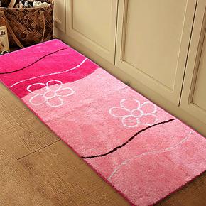 呀诺达吸水防滑地毯长条厨房卧室阳台卫生间浴室地垫门垫脚垫包邮