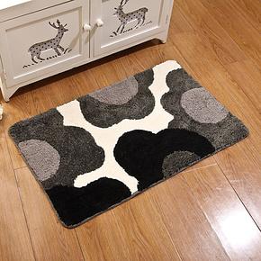 高档加厚卧室 门厅 地垫 门垫 防滑垫 地毯50*80cm
