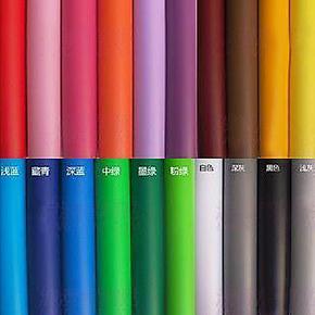 余美PVC自粘墙纸客厅卧室背胶壁纸纯色加厚即时贴家具翻新贴包邮