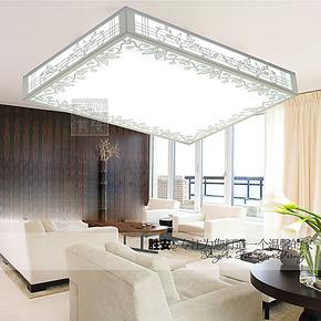 雷士照明现代简约吸顶灯LED客厅灯大厅铝材灯具灯饰NYX1708新品