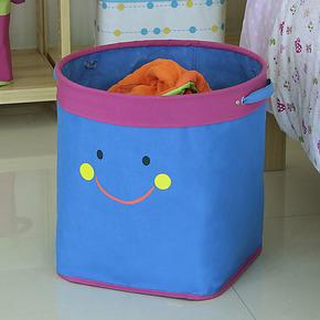 创意家居收纳箱 儿童玩具收纳桶 宝宝玩具储物箱 整理筐超大 包邮