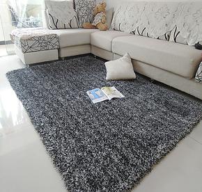 【清仓】超厚超密6公分300D超细弹力丝地毯特价客厅茶几卧室
