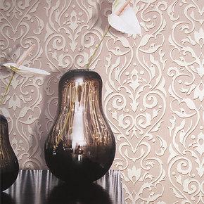 布吕克纳无纺布抽象壁纸现代抽象墙纸卧室客厅过道楼梯墙纸AM-003