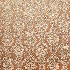 布吕克纳双面植绒无纺布墙纸 卧室客厅满铺背景墙壁纸环保 赚人气