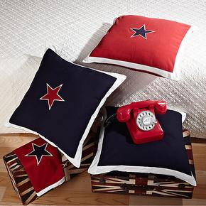 珂斯缦家纺 办公室 可爱 沙发抱枕 创意三角靠垫 护腰靠枕 包邮