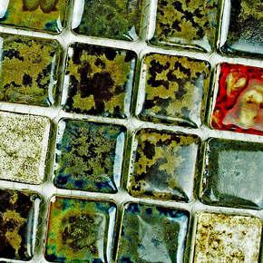 满29片全国包邮 正品陶瓷马赛克腰线厨房瓷砖欧式拼花浴室拼图101