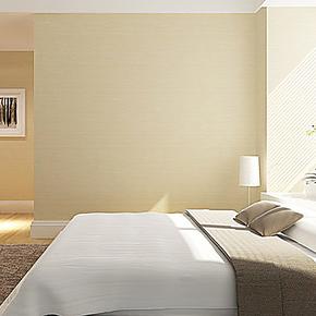 简约纯色 无纺布墙纸 素色壁纸  卧室客厅满铺 书房 背景墙特价