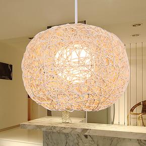 灯具灯饰田园意大利创意餐厅阳台卧室吊灯灯具 丰耀 DCD008
