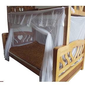 蚊帐 上下铺 学生床 铁架床儿童床 高低床1.2m 单人加密 特价包邮