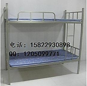 天津直销铁员工宿舍高低床,公寓床,铁架床;上下床/高低铺/双层床