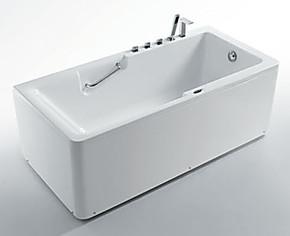双皇冠!正品全新 法恩莎 五件套浴缸 亚克力 FW013Q