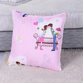 罗莱抱枕两用被子空调被夏凉被汽车靠枕靠垫被子两用多功能抱枕被