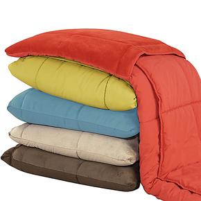 柏诗瑞  枕头被子两用抱枕 空调被毯子靠垫大号 汽车抱枕被子两用