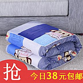 可爱卡通汽车靠垫被 抱枕两用被子枕头空调被办公多功能儿童被