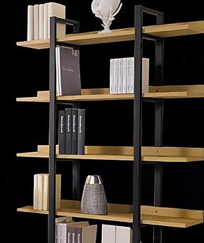 烤漆钢木书架 货架 花架 酒架 展示架 鞋架 搁置架 书柜 可定制