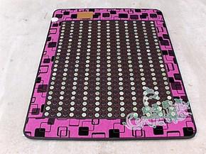 新款加热玉石床垫 锗石床垫 托玛琳床垫 双温双控 保健磁疗褥垫