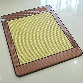 梦玉康特价锗石床垫玉石床垫远红外线加热托玛琳床垫双温双控包邮