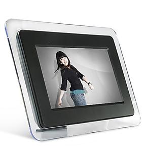 外贸尾单GADUI 7英寸多功能数码相框 电子相框/相册 最后100台!