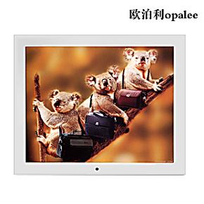 欧泊利opalee原装17寸数码相框,电子相框,广告机,电子礼品