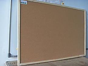 木框软木板 留言板 水松板80*100 图钉板 软木墙板 照片墙 可定做