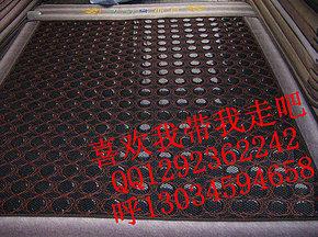 喜来健金刚石加热玉石床垫美健型宝泉韩国锗石托玛琳电气石床垫6